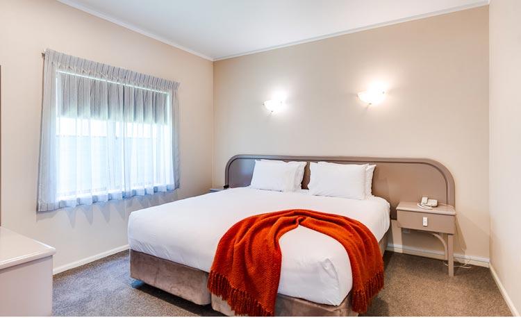 Two bedroom motel Hastings