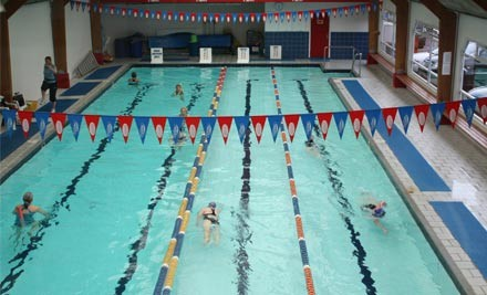 Training Swimming Pool and Gym free to Cumberland Court Guests